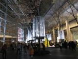 写真:東京国際フォーラムのイルミネーション(クリックで拡大)