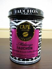フォションのコーヒー