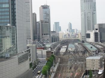 東京駅(クリックで拡大)